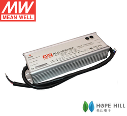 Genuine MEANWELL LED driver HLG-100H-24