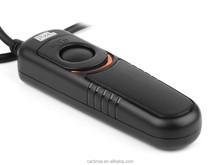 Con cable obturador del mando a distancia para Canon EOS 7D 5D 6D 50D 40D 30D 20D 10D