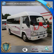used 5 meters long mini city bus in stock
