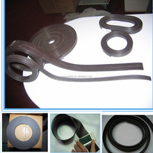 Magnetic flexible rubber magnets