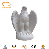 Outdoor Granite Stone Animal eagle Sculpture