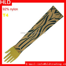 เสือดาวออกแบบรอยสักแขนยาวสำหรับผู้หญิง
