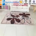 de alta calidad 1200d corea del sur 100 alfombras de poliéster