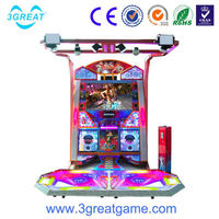 china manufacturer electronic indoor dance arcade game