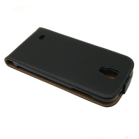 Newest design Mobile phone leather case for samsung GALAXY S4 Active I9295 Flip cover