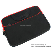 Customized Printing Neoprene Laptop Sleeve/Neoprene Computer Bag/Neoprene Tablet Cover