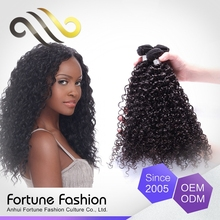 100% Good Feedback Nice Quality Can Be Dyed Raw Human 4 Oz. Virgin Hair Extensions Retail