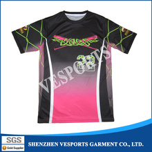 Wholesale custom slow pitch mens softball jerseys