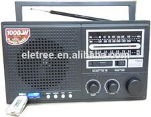 Multi frecuencia de radio móvil de radio mundial band receptores EL-7360UAR