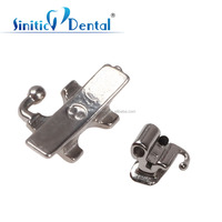 Sinitic Dental ortodoncia hot products bracket met buccal tube with molar crown