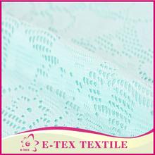 Professional manufacture Best selling Designer Polyester jacquard elastic fabric