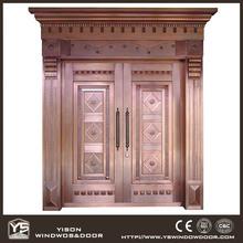 Villa Bronze Front Door Newest Copper Door Cheap Copper Entry Door
