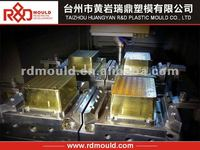 Usually Plastic Beer Crate Mould