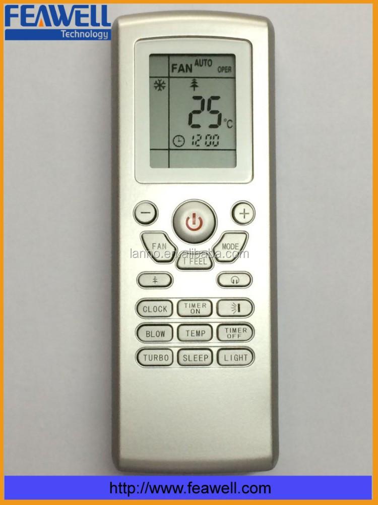 Tampan Dan Fungsional Gree Ac Remote Control