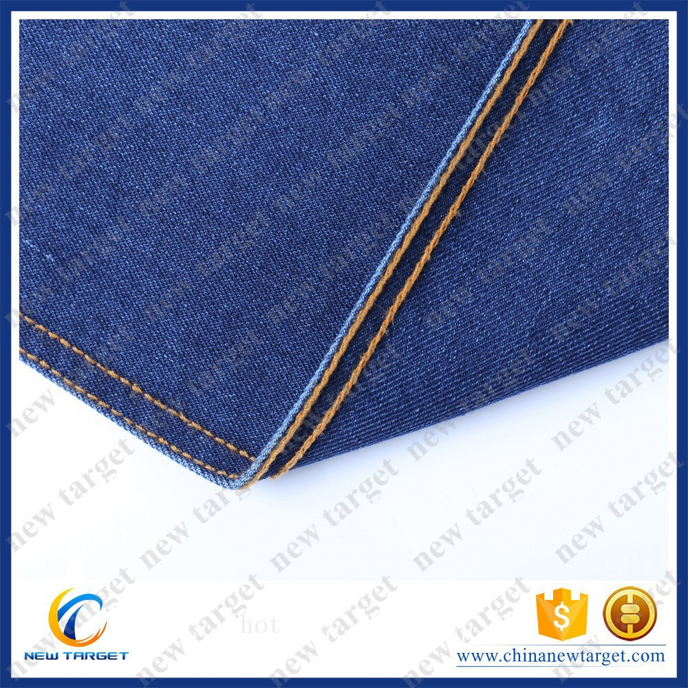 Fashion denim women jeans fabric textile suppliers made in for Fabric supply