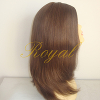 Wholesale Beautiful Virgin European Hair Wig,Jewish Wigs For White Woman
