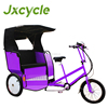 Luxury Transportation & Pedicab tricycle rickshaw