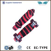 Cheap high quality plastic skateboard longboard for sale