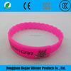 Wholesale Custom Logo Printed Silicone Wristbands Free Silicone Wristbands