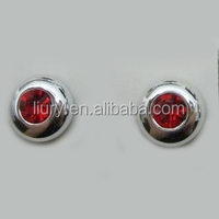 stainless steel magnetic small zircon dot studs for grils