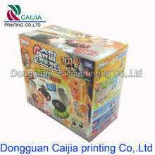 UW-CT-004 2012 New design intellectual pet products,full color paper packed box cat intelligence toys,training cat tool