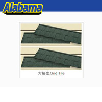 Light Weight and Easy to process high quality steel roof shingles, galvanized roofing