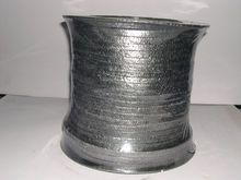 Pure graphite gland packing sealing material for Valves