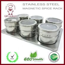 Cruet set with stainless steel rack cruet set glass jar cruet set