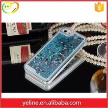 Bling Sparkling Sequin Textured Cover Case For iphone 5s