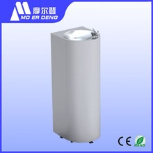 Stainless Free Stand Hot&Cold Water Dispenser and Water Cooler can be built-in RO purification