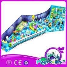 Ocean theme funny children playground indoor,indoor soft play for sale
