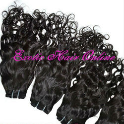 Exotichair african american human hair indian hair weave manufacturers