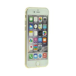 Ultra thin transparent white transparent silicone phone case for apple iphone 6