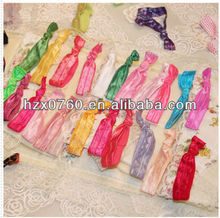 Elastic Hair Tie Cute Hair Ties for Women/The ideal hair tie would be able to wrap around a pony tail 3 to 4 times