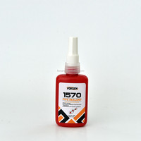 Pipe sealant 1570. thread adhesive for pipe sealing and bonding