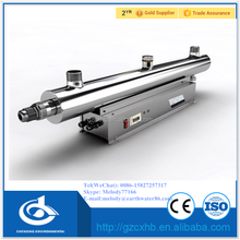 Automatic uv sterilizer for aquaculture/water
