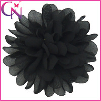 Wholesale Floral Hair Accessoires, 4 inch Numberous Petal Craft Charming Hair Flower