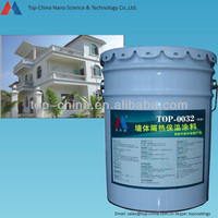 Hot selling Nano TIO2 heat reflective roof paint