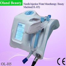 2015 new arrival Best Effective!!Hot beauty machine needle free hydro mesotherapy machine/hydro mesotherapy gun