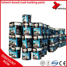 Superior Quality Cold Solvent Road Marking Paint