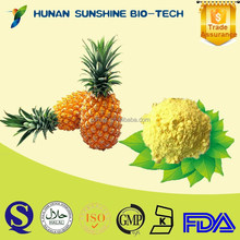 Food Additive Pineapple Juice Powder for Flavouring Enhancer