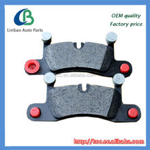 High-quality front brake pads for Porsche 911 996 351 949 12