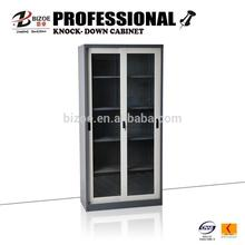 Office furniture best selling products steel cabinet with push open system