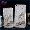 Luxury High-duty pc diamond-encrusted Bumper for iphone 5 5s,for iphone 5 case, for iphone5 bumper