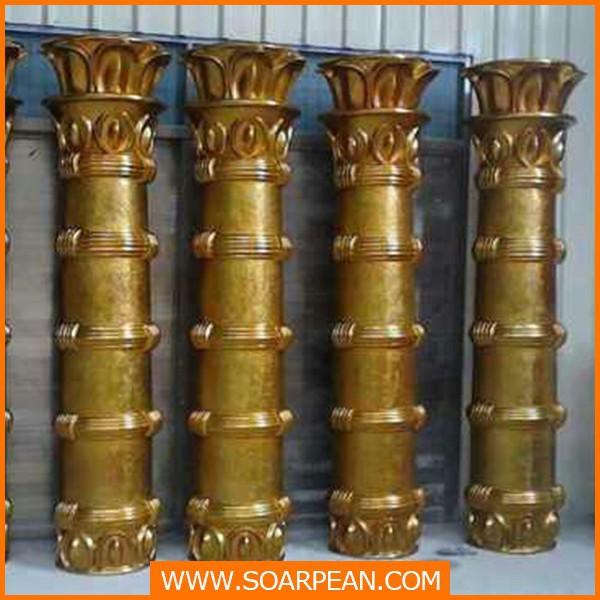 Decorative Fiberglass Column Roman Pillar Buy Roman