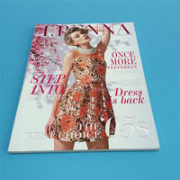 wholesale market high quality dress catalogue book printing