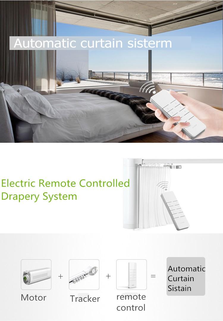 Пульт дистанционного управления домашней автоматизации системы электрический мотор занавес беспроводной пульт дистанционного управления