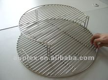 Kamado bbq Grill/ceramic bbq grill Double cooking grate China wholesale
