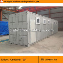 steel frame container houses