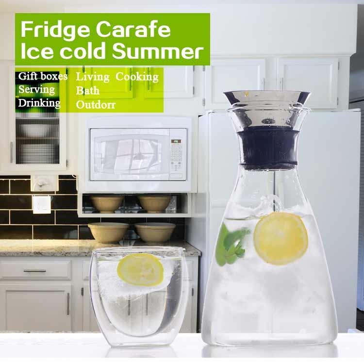 cologique cruche en verre borosilicate avec cruches bouilloires id de produit 60552229373. Black Bedroom Furniture Sets. Home Design Ideas